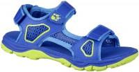 JACK WOLFSKIN Taraco Beach Sandal Kids Jungen Synthetik Sandalen blue, stoßdä... - Vorschau 5