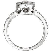 Damen Ring 925 Sterling Silber mit Zirkonia Silberring - Vorschau 3
