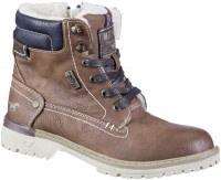MUSTANG Jungen Winter Synthetik Tex Boots kastanie, Warmfutter, warme Decksohle - Vorschau 5