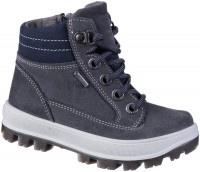 SUPERFIT Jungen Winter Leder Tex Boots grau, mittlere Weite, molliges Warmfutter - Vorschau 5