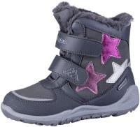 KAPPA Glitzy Tex Mädchen Winter Synthetik Boots grey, Warmfutter, wasserdicht... - Vorschau 5