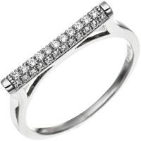Damen Ring aus 925 Sterling Silber mit 35 Zirkonia Silberring - Vorschau 2