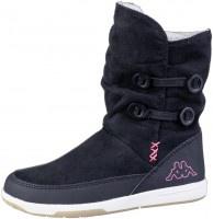 KAPPA Cream Mädchen Winter Synthetik Stiefel black, Warmfutter, warme Decksohle - Vorschau 5
