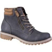 JANE KLAIN Damen Synthetik Boots dark grey, Fleecefutter, weiche Super Soft D... - Vorschau 5