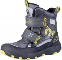 KAPPA Road Tex Jungen Winter Synthetik Boots grey, Fleecefutter, wasserdicht,... - Vorschau 5