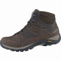 Meindl Caracas Mid GTX Herren Leder Outdoor Schuhe braun, Air-Active-Fußbett - Vorschau 4
