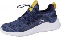RICHTER Jungen Strick Sneakers atlantic, mittlere Weite, softes Leder Fußbett - Vorschau 5