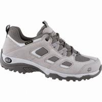 Jack Wolfskin Vojo Hike 2 Texapore Low Women Damen Leder Outdoor Schuhe moon ... - Vorschau 5