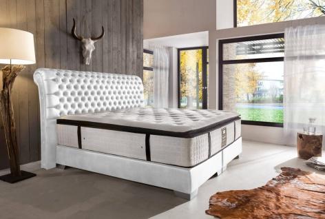 Luxus Boxspringbett Luxor antik 180x200 - auch andere Größen verfügbar - Vorschau 3