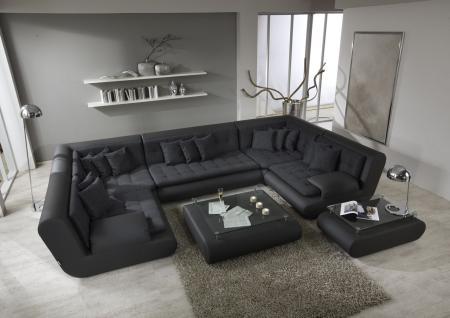 Designer Wohnlandschaft Exit Five als XXL Ausführung
