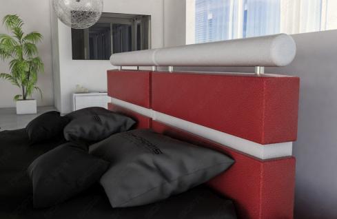 Boxspringbett Venedig mit LED Beleuchtung und Bornell Matratzen - Vorschau 4