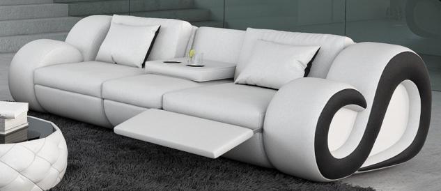 3 Sitzer Sofa Nesta mit Beleuchtung - Vorschau 2