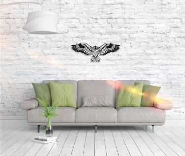 Metall Wandbild - Eagle