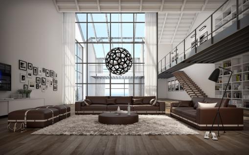 Sofagarnitur ARTESIA 3-Sitzer + 2-Sitzer - Vorschau 2