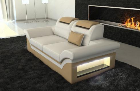 Sofa Monza 2 Sitzer - Vorschau 3