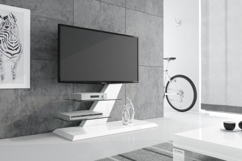 TV Rack Holz Marbella - Vorschau 1