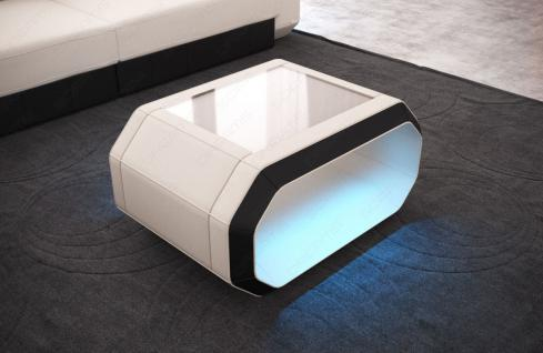 Couchtisch Roma mit moderner LED Beleuchtung