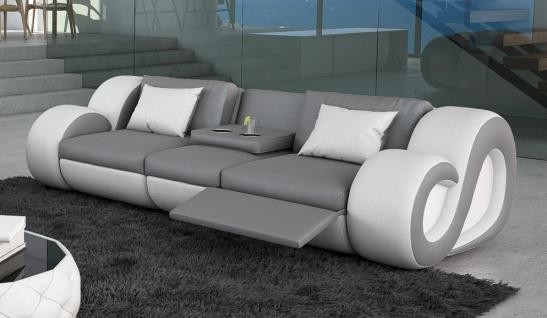 3 Sitzer Sofa Nesta mit Beleuchtung - Vorschau 1