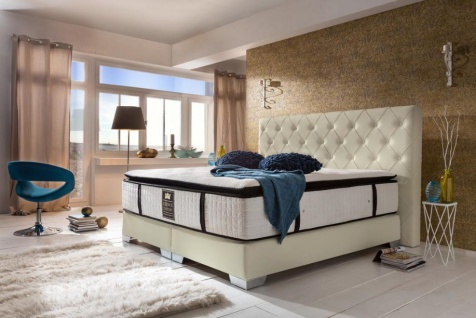 Boxspringbett Residence modern 180x200 - auch andere Größen verfügbar - Vorschau 3
