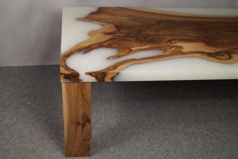 Couchtisch Holz Epoxidharz Mix Heaven - Vorschau 3