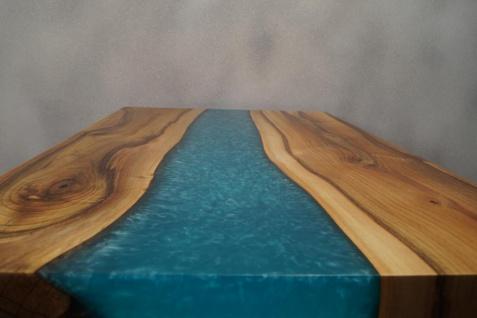 Couchtisch Holz Epoxidharz Mix Vision - Vorschau 2