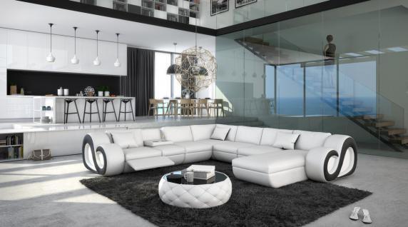 Sofa Wohnlandschaft Nesta U Form - Vorschau 5