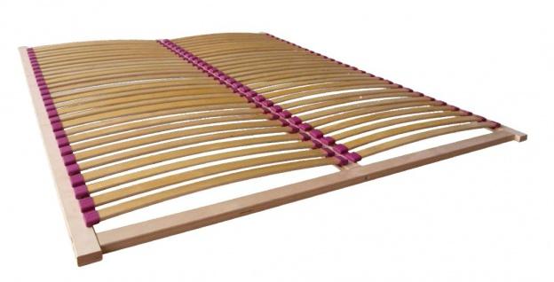 Design Komplettbett Apollonia inklusive Matratze und Lattenrost - Vorschau 4