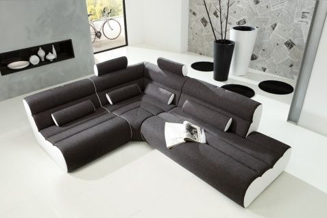 Ecksofa ELEMENTS FOUR Systemcouch