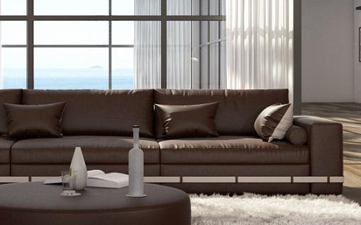 Sofagarnitur ARTESIA 3-Sitzer + 2-Sitzer - Vorschau 4