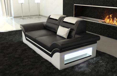 Sofa Monza 2 Sitzer - Vorschau 4