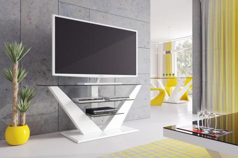 TV Rack Holz Monti - Vorschau 1