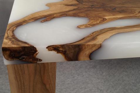 Couchtisch Holz Epoxidharz Mix Heaven - Vorschau 2