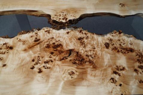 Esstisch Holz Epoxidharz Mix Lake - Vorschau 4