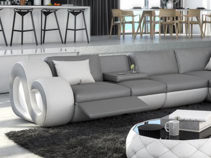 Sofa Wohnlandschaft Nesta U Form - Vorschau 4