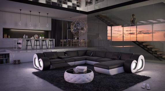 Sofa Wohnlandschaft Nesta U Form - Vorschau 2