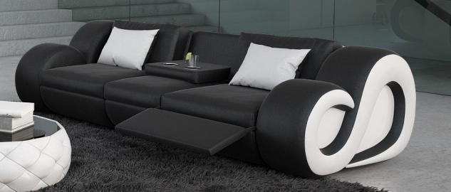 3 Sitzer Sofa Nesta mit Beleuchtung - Vorschau 3