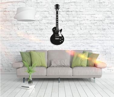 Metall Wandbild - Guitar - Vorschau