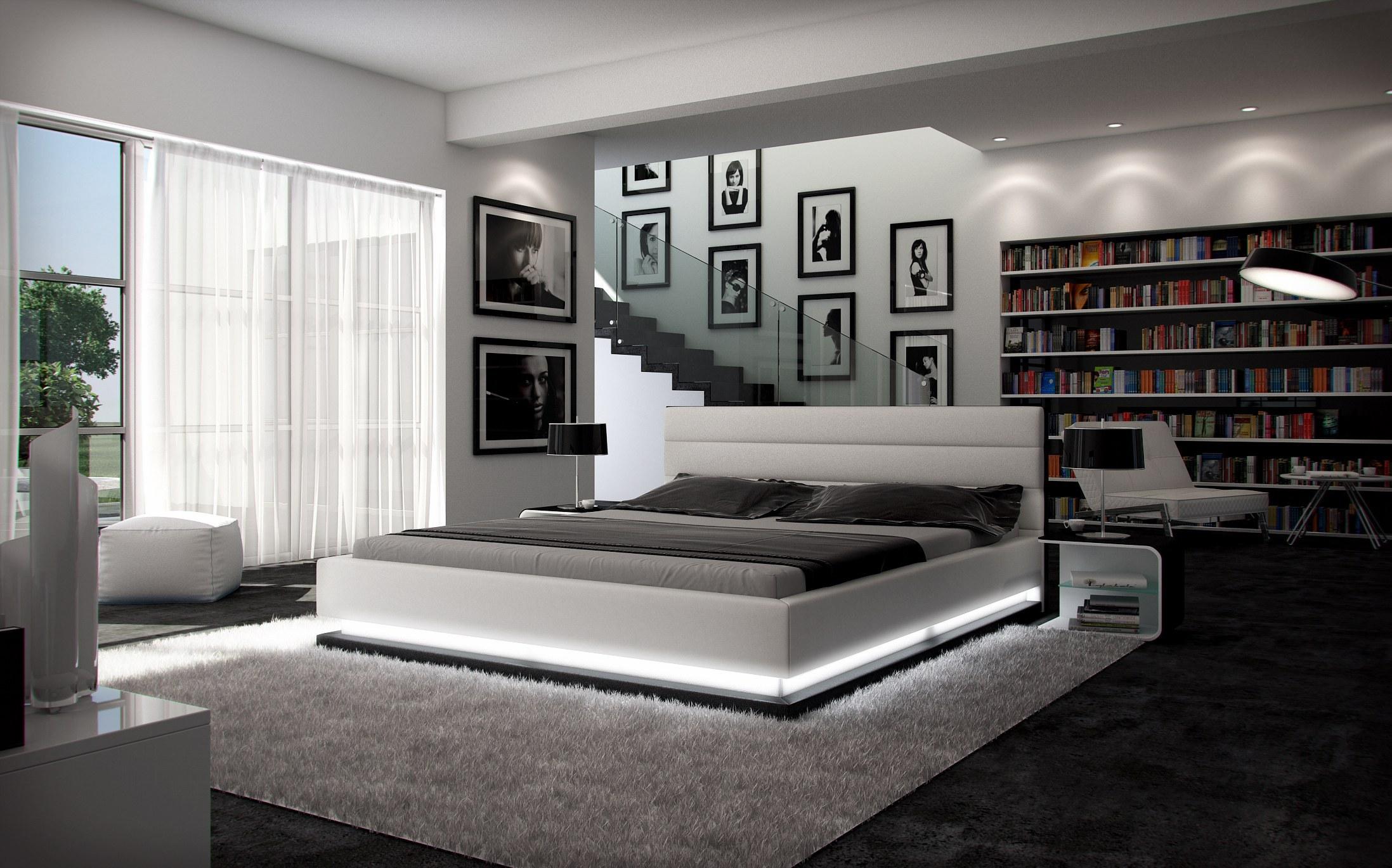 komplettbett moonlight mit matratze und lattenrost 180 x 200 cm 200 x 200 cm 200 x 220 cm