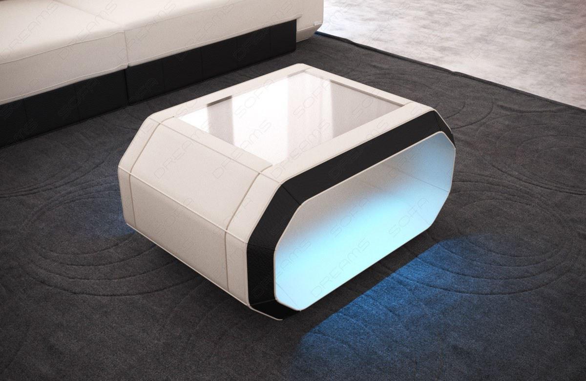 Couchtisch Roma mit moderner LED Beleuchtung - Kaufen bei PMR ...