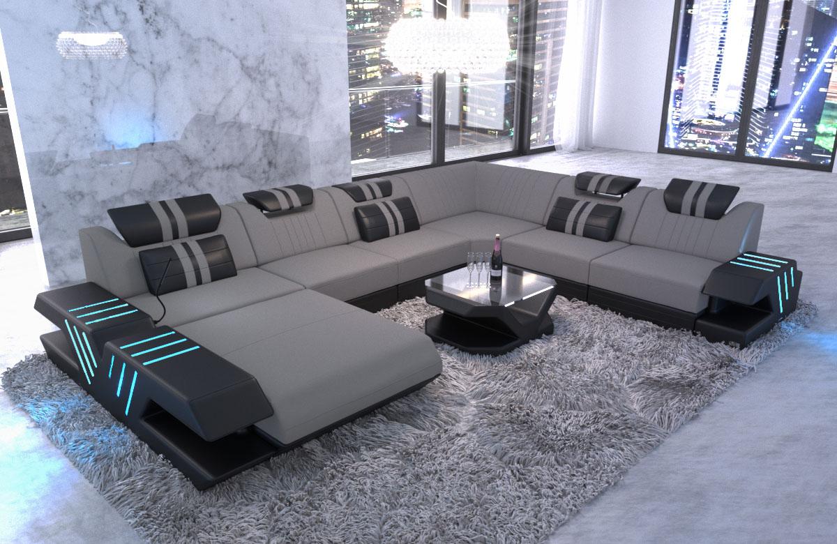 couch mit ottomane xi22 startupjobsfa. Black Bedroom Furniture Sets. Home Design Ideas