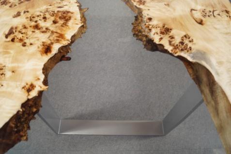 Esstisch Holz Epoxidharz Mix Lake - Vorschau 5