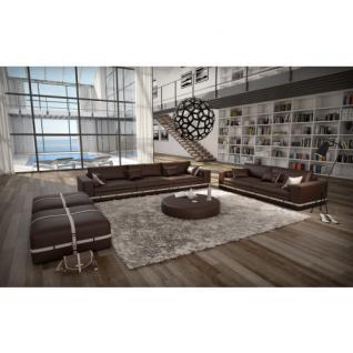 Sofagarnitur ARTESIA 3-Sitzer + 2-Sitzer - Vorschau 1