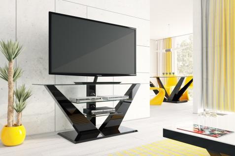TV Rack Holz Monti - Vorschau 3