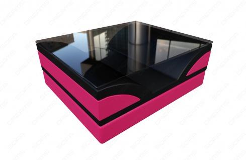 Glastisch Monza als moderner Couchtisch zu ihrem Sofa - Vorschau 3