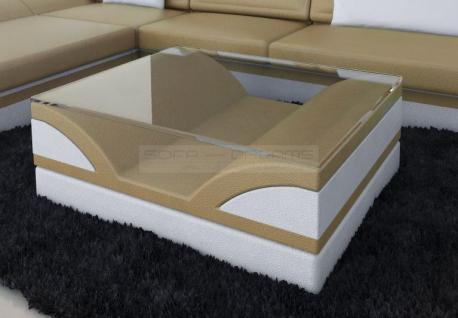 Glastisch Monza als moderner Couchtisch zu ihrem Sofa - Vorschau 4