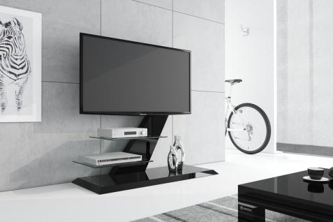 TV Rack Holz Marbella - Vorschau 3