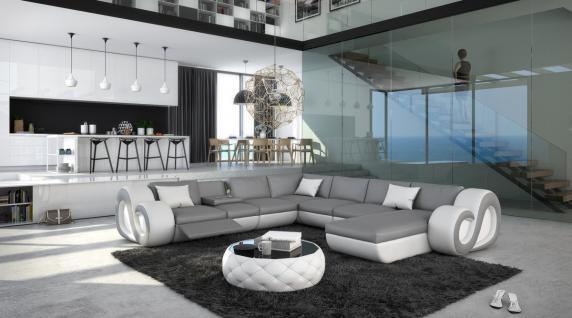 Sofa Wohnlandschaft Nesta U Form - Vorschau 3
