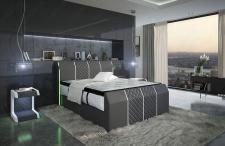Luxus Boxspringbett Paris