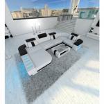 Sofa Wohnlandschaft Bellagio U