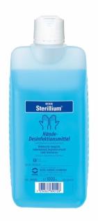 Sterillium Hände-Desinfektionsmittel hautverträglich und rückfettend - Grundpreis: 8.16 EUR pro l